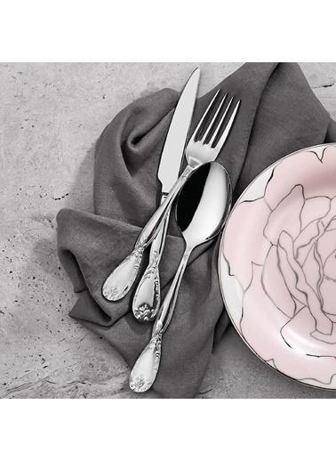 Korkmaz Florance 84 Parça Çatal Kaşık Bıçak Seti Renkli